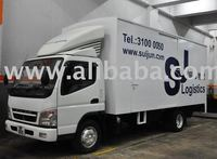 air ocean forwarder local delivery warehouse supply chain