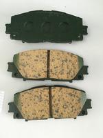 Ceramic disc brake pad for Toyota Hiace