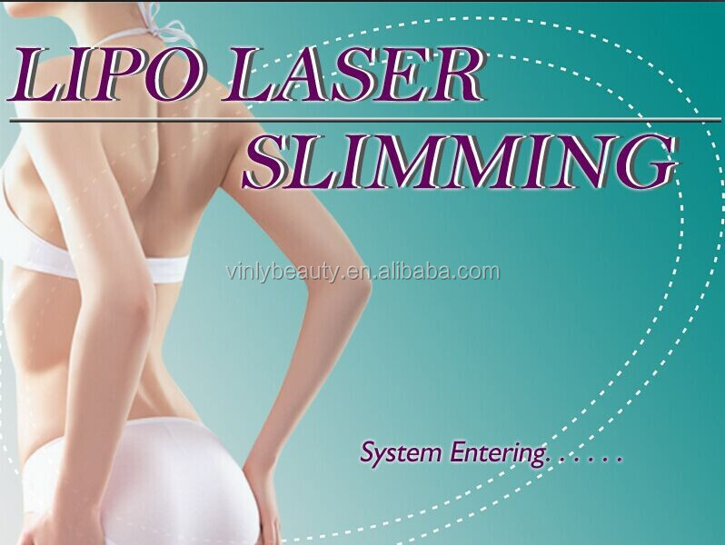 Best Price Home Spa Use Laser Fat Removal Cavi-lipo Body Shape Sculptor With 14 Pads