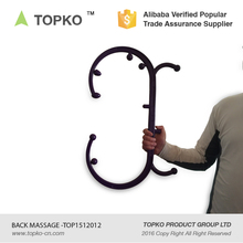 TOPKO Acupressure Body Hook Massager Lower Back and Neck Massager