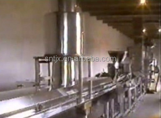 Dual-use auto-fried French fries & potato chips production line/making machine/manfacturing plant