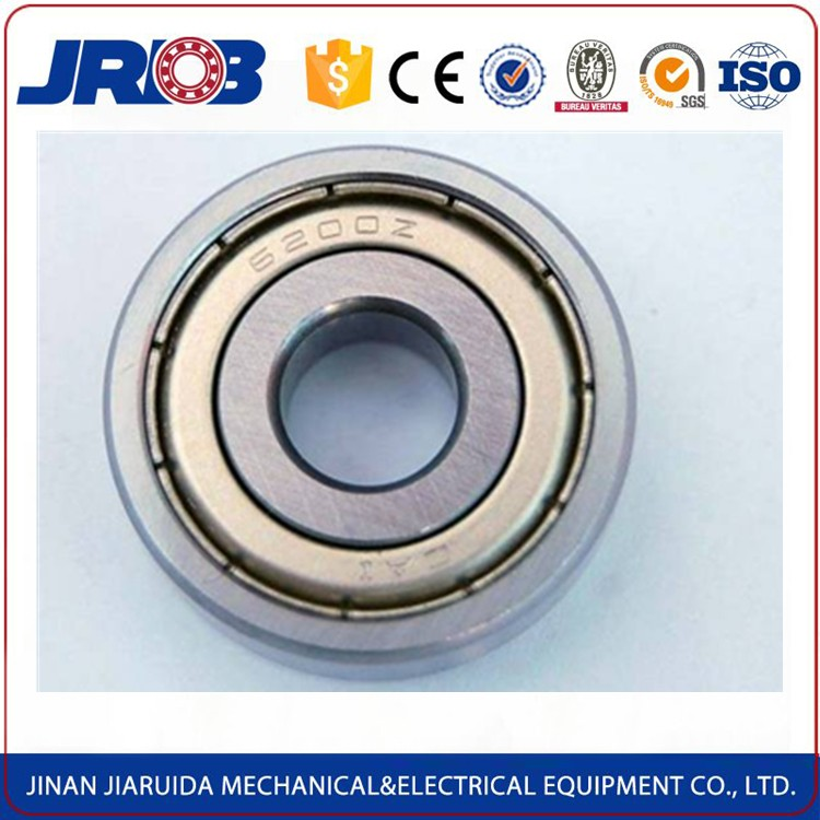 China <strong>bearing</strong> factory supply high quality deep groove ball <strong>bearing</strong> 6200 6200zz