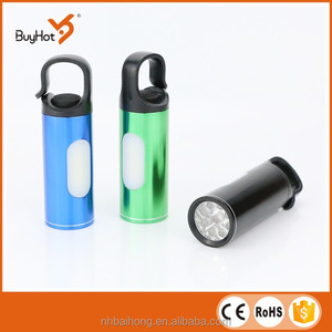 portable shape easy kept new aluminium mini led torch flashlight