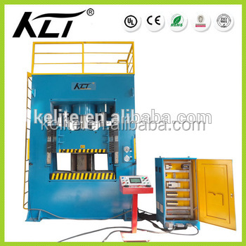 WUXI KLT YH27 series hydraulic h frame press 200ton compactor machine