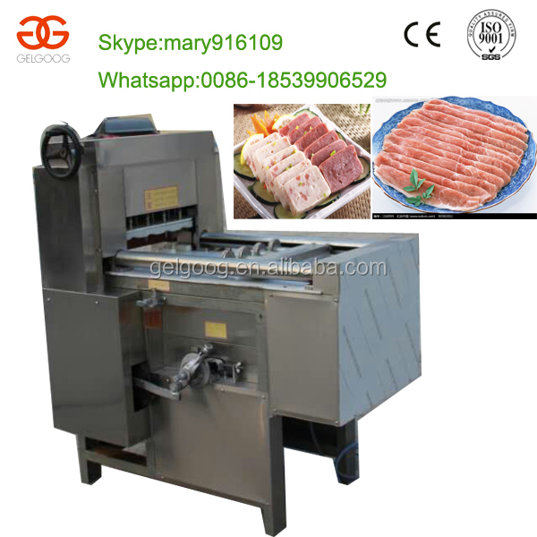Professional Fresh/Cooked Meat Cutting Machine