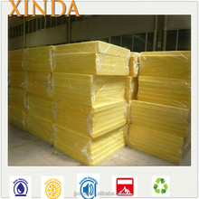 Thermal insulation sound proof glass wool board