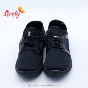 2017 China shoe factory men comfortable sport shoes for wholesale authentic shoes
