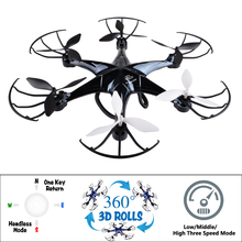 Latest Arrival 3D Hexacopter Drone with HD Camera