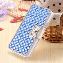 luxury Sparkling Bling Jewel Crystal Diamond Flip Case Cover for Iphone 8,for iphone 8 plus,for iphone x