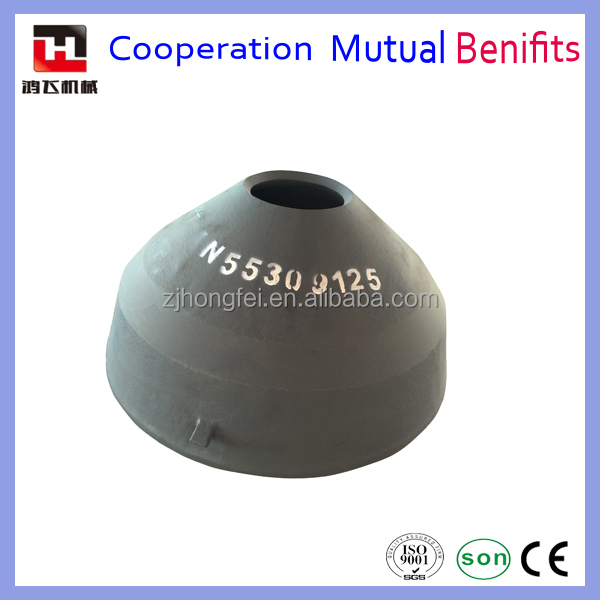 Mining Equipments HP3 Cone Crusher Mantle