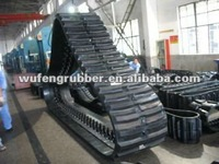 Rubber tracks for excavator,agricultural,harvester