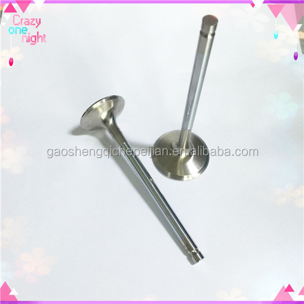 custom chormed motorcycle Accessories engine valve for Honda goldwing GL1800