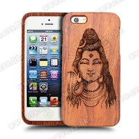 CVS wholesale wonderful natural wood Mobile phone case for iphone 6.