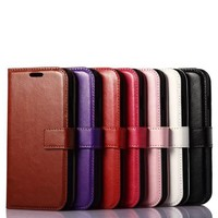 new Promotion Item Cheap Price Leather mobile Phone Case For iPhone 6 6s