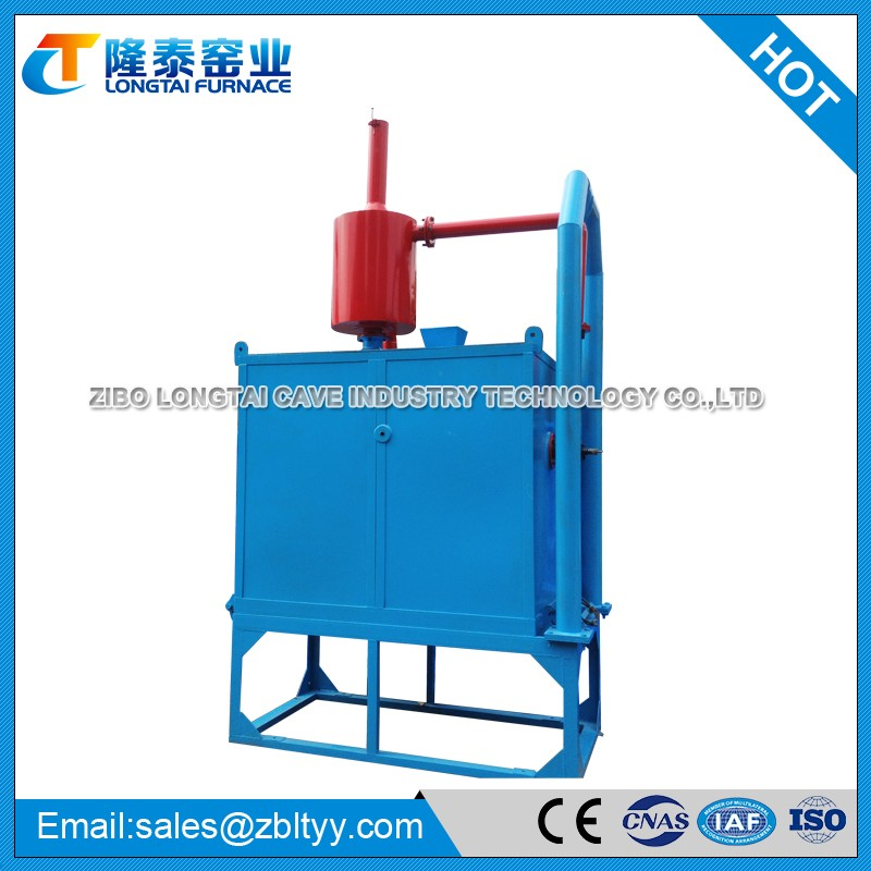 Small Glass Frit Furnace For Sale