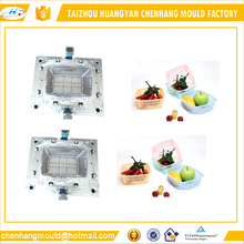 Chinese supplier product Vegetable or Fruit basket mould for house using