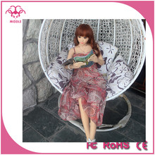 158cm Little Young Girl Flat Chest Full Size Body Silicone Love Doll for Men TPE Sex Toy Sex