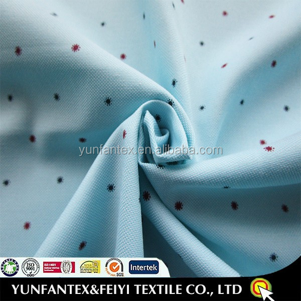 2016 stocklot cotton polyester fabric CVC 55/45 with high quality