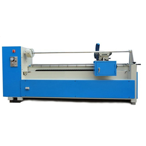 Automatic Fabric Strip Cutting Machine