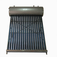 Antifreeze 300 Liter Stainless Steel Solar