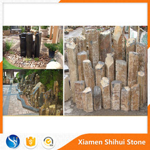 Landscaping Stone Basalt Columns Sale For Wholesales