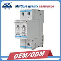 35mm Din Rail Mounted Compact Surge Protective Device