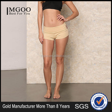 MGOO Customised High Waist Stretch Shorts Volleyball Shorts For Women 90 Nylon 10 Spandex Shorts