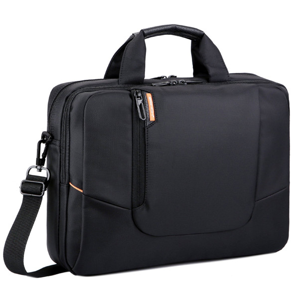 1680D nylon Soft Nylon Waterproof Laptop Computer Case slim 15.6 inch laptop briefcase for man