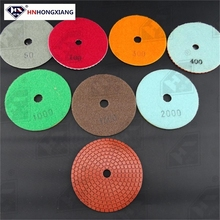 manufacturer engineered diamond marble stone polishing pads
