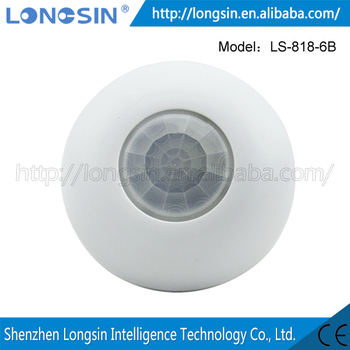Best selling ceiling pir detector