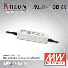 Meanwell LPF 25W 30V constant voltage/ current led driver