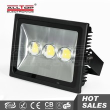 Outdoor IP67 waterproof brigelux cob 120w led flood street light