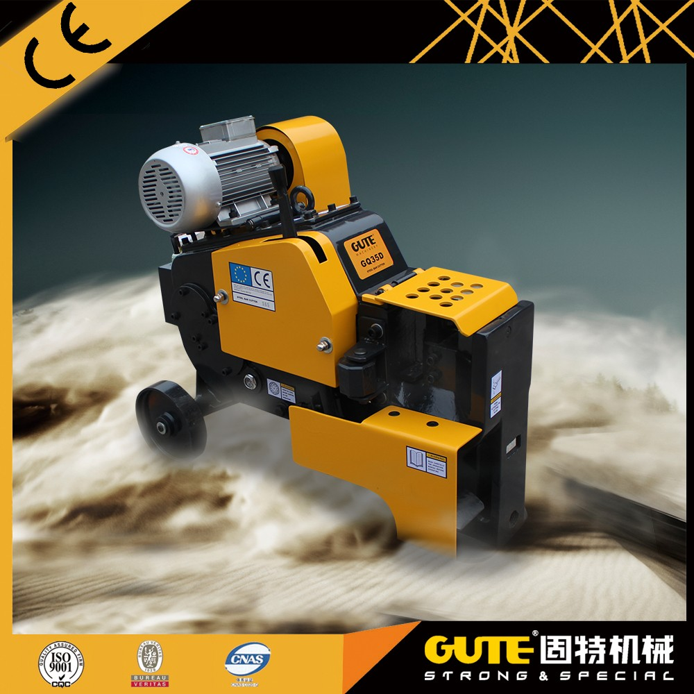 GUTE GQ35D building machinery electric electric rod cutter