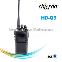 5W Handheld Two Way Radio Long Rang Handy Talkies HD-Q9