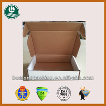 Cheap white plane paper boxes for packaging