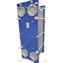 Titanium plate heat exchanger price for sea water, acid