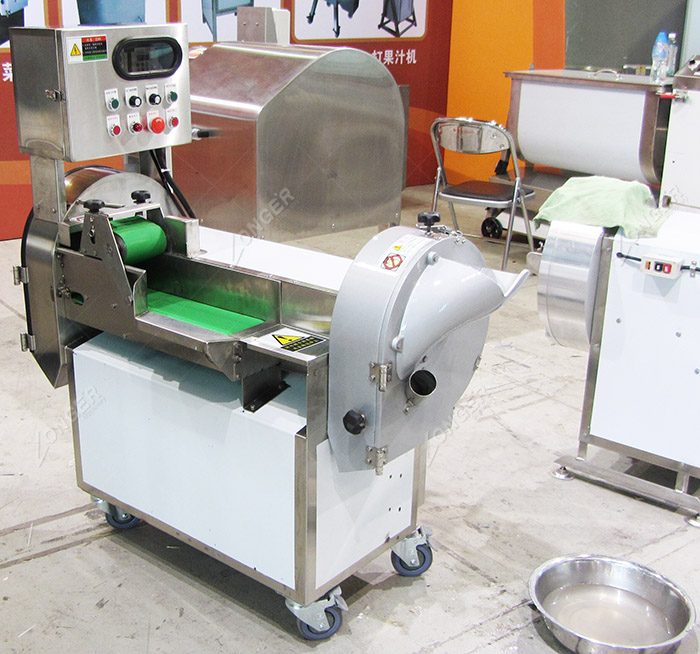 Pig Intestines Cutting Machine|Cooked Meat Cutter and Slicer