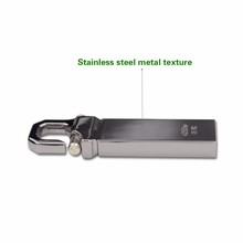 Cheap Custom Gift Mini Metal Keychain Thumb Pendrive 4Gb 16Gb Micro Pen Memory Drive Stick 32Gb 64Gb Key Ring Usb Flash Drive