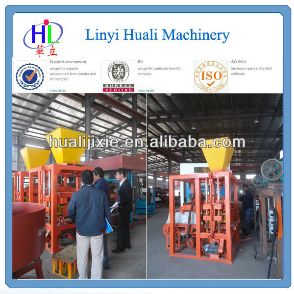 high profit low investment project for brick making machine