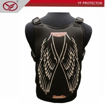 Passed CE Standard motorbike back protector