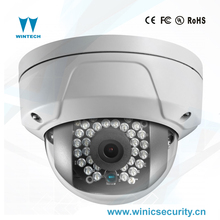 oem cctv security dome ip camera 1080p