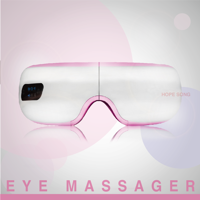 Infrared Heating Therapy Air Pressure Shiatsu Eye Massager
