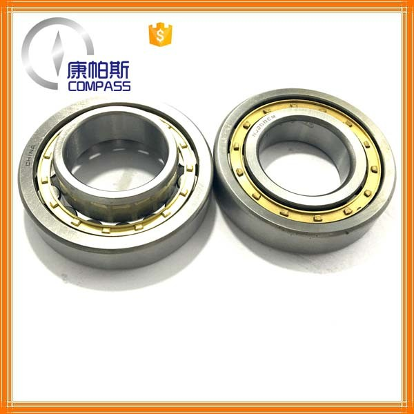High quality Cylindrical roller bearing NU2207 NU2208 NU2209 E/ECP/ECM/EM