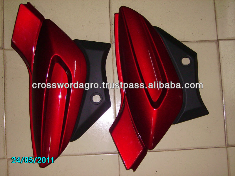 SIDE PANEL FOR BAJAJ, TVS, HERO, KTM MOTORCYCLES IN MOZAMBIQUE