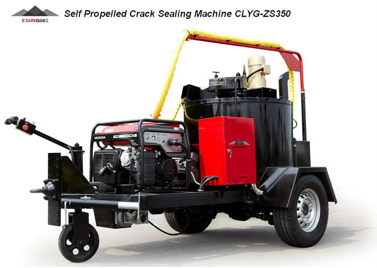 ESUN CLYG-ZS350 Asphalt road crack sealing machine