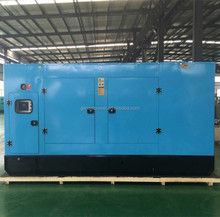 Outdoor silent closed AC power electric 350 kv china diesel generator