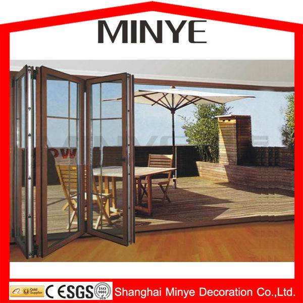 Alluminio pieghevole finestra porta in alluminio prezzo for Prezzo del garage 16x20