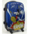 kids trolley 2015 shanghai factory Kids luggage bag ABS/PC trolley luggage