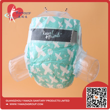 Diaper Packing and name brand baby care products multifunctional baby diapers poland in bale