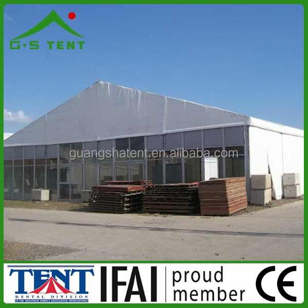 structured tent